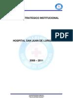 Plan Estrategico Hospital de Lurigancho