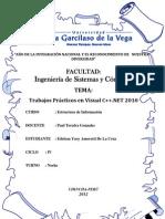 Trabajo de Estructura de Información 002-Practica 04