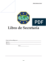 LibroSecretaria GM