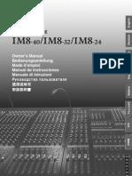Yamaha Im8 40 Manual