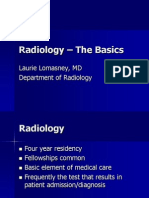 Basics of Radiology