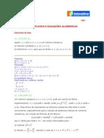 COMPLEXOS UNICAMP--FUVEST