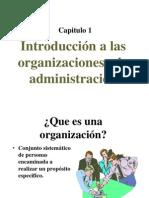 1-introduccinalasorganizacionesyalaadministracion