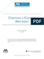 Closing Statement Guide