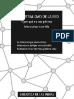 ALCÁNTARA, JOSE - LA NEUTRALIDAD DE LA RED