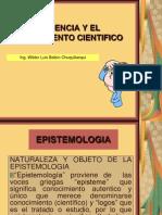 Clase 1 Epistemologia Ciencia