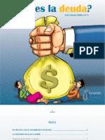 cartilla deuda
