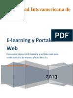 E-learning y Portales Webbb