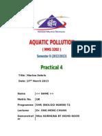 Practical 4 Template - SMS Biologi Marin.doc