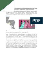 Cultura Lenca y Garifuna