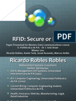 RFID Secure or Not?