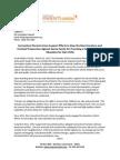 CTPU Garcia Support letter Florida Press Conference 3.28.13