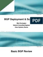 BGP Overview