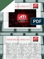 Tarjetas ATI