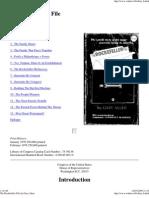 The Rockefeller File by Gary Allen