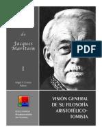 Lecturas Escogidas de Jacques Maritain. su visón aristotelico-tomista