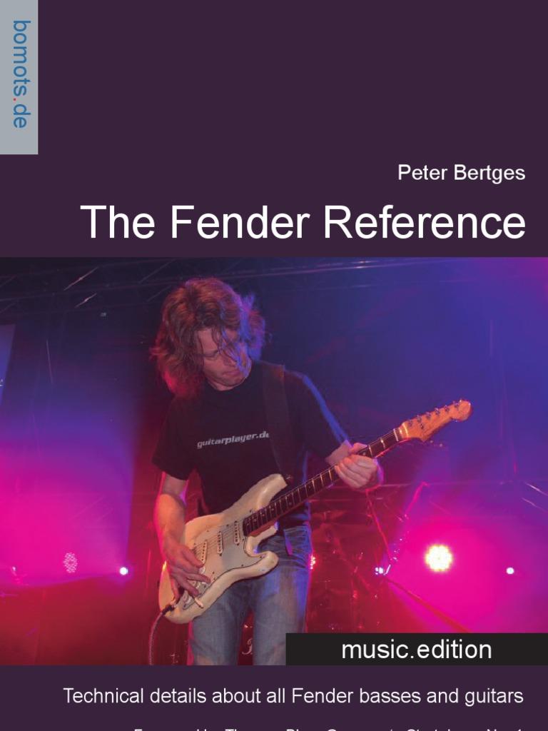 Fender Floyd Tbx Wiring Diagram on