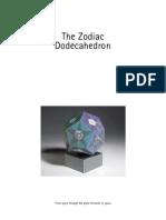 Zodiac Dodecahedron