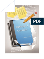 ReSharper 7 Shortcuts
