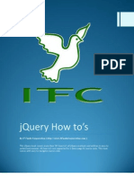 jQuery Tutorials - How