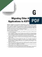 Migrating Older ASP.net to ASP.net 4.0