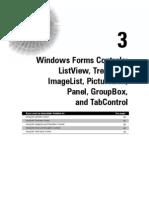 3.Lstview,Treeview,Imglst,Pctbx,Pnl,Grpbox,Tabcntrl