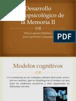 Desarrollo Neuropsicológico de la Memoria II
