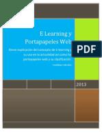 E Learning y Portapapeles Web