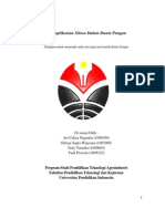 Pengaplikasian Xilosa Dalam Dunia Pangan