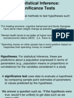 6. Significance tests.ppt