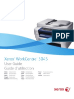 User Guide Es Xerox 3045