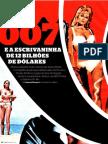 Dagomir Marquezi - 007 e a escrivaninha de 17 bilhões de dólares