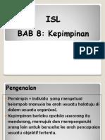 T10. Pemimpin Dan Kepimpinan