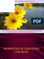 1.14 Properties of Hardened Concrete