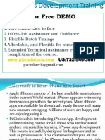 iPhone Apps Development Training