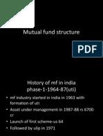 Mutual Fund Structure