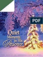 Christmas Devotional 2012
