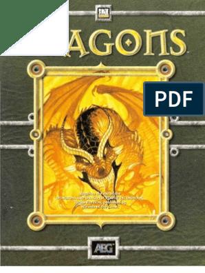 AEG - Dragons | Dragon | Fiction & Literature