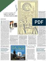 Il Lettore Magico, l'Arte Perduta Di Illuminarci Attraverso i Libri - La Repubblica 28.03.2013