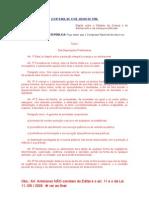 Fed Lei 8.069 - Estatuto Crianca e Adolescente