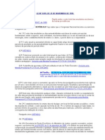Fed Lei 9.870-99 - Mensalidades Proibe Reter Docs