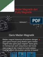 Garis Medan Magnetik Dan Fluks Magnetikpptx