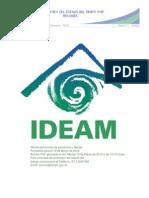 Prono Regiones IDEAM 19-3-2013