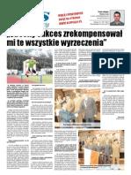 Głos Sportowy 25.03.2013
