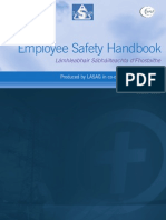 Employee Safety Handbook