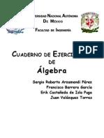 Cuaderno de Ejercicios de Algebra 2