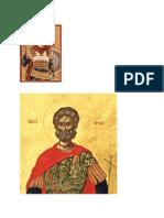 Acatistul Sf.mucenic Mina