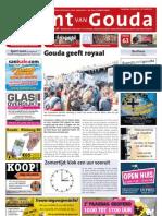 De Krant Van Gouda, 28 Maart 2013