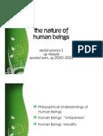 Human Nature_Part 1