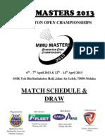 MMU Masters 2013 Match Schedule & Draw.pdf